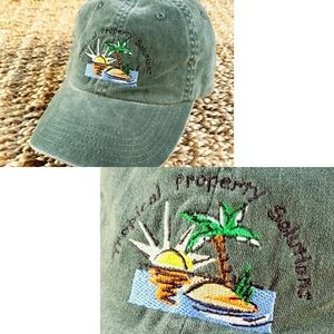 Tropical Property Solutions Port Authority Hat